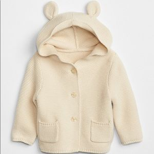 Baby GAP Garter Sweater